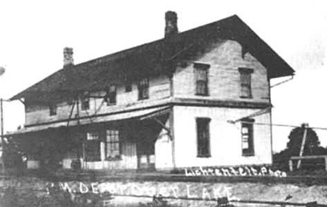 MC Otter Lake Depot